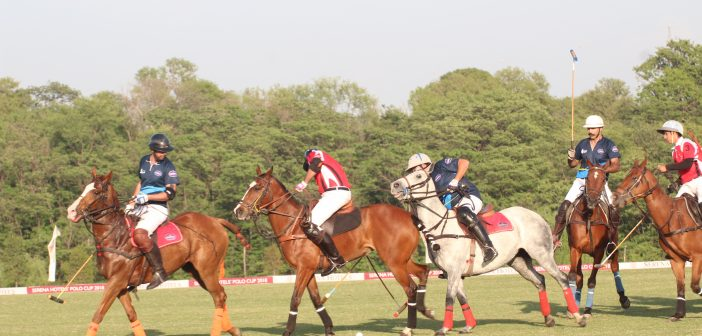 Polo match held in Islamabad