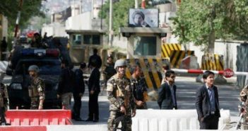 Suicide bomber targets participants of governor house meeting in eastern Afghanistan, 14 killed