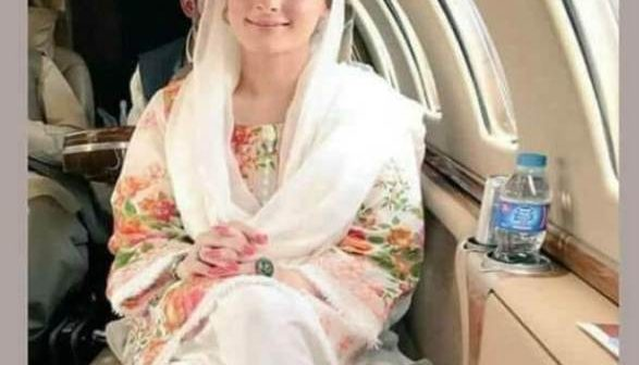 Maryam's nomination papers accepted for NA-125 constituency