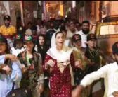 Election campaign in Karachi by PPP?