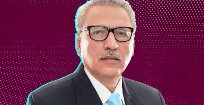 PM Imran Khan nominates Dr Arif Alvi as president of Pakistan, election to be held on 4th