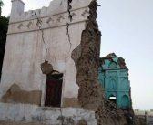 مٹھیانی: پاکستان سے پہلے سندھو نہر پر قائم مسجد شہید ہو گئی