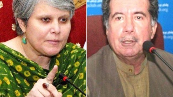 ANP loses party assets Afrasiab Khattak, Bushra Gohar by expelling both for 'anti-party activities'
