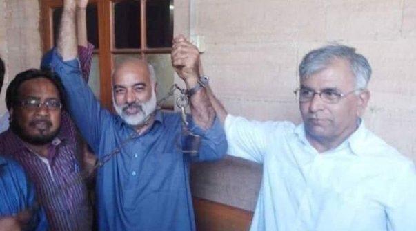 صحافی نصراللہ کو سزا کے خلاف اپیل پر 14 جنوری تک جواب طلب