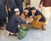 Dozens of refusals administered Anti-polio drops in Landikotal