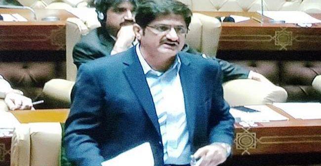 عمران کی حکومت میں ملک کو ڈوبتے دیکھ رہا ہوں، سی سی آئی کا اجلاس جلد بلایا جائے، سندھ کے حقوق سے دستبردار نہیں ہونگے:مرادعلی شاہ