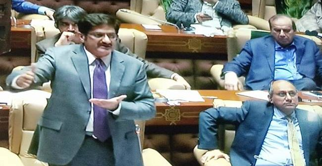 No power can stop me if call comes from Makkah: CM Sindh Murad Shah