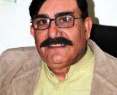 صحافیوں اور میڈیا ورکرس کے حقوق کےعلمبردار شمس الاسلام نازانتقال کرگئے