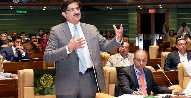 جعلی اکاؤنٹس کیس میں وزیراعلیٰ سندھ سے تفتیش،کیس راولپنڈی میں ہو رہا ہے اور لوگ سب کراچی میں ہیں،مرادعلی شاہ