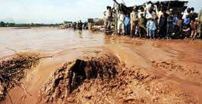 ضلع بولان کے گاؤں سردارامین اللہ خان بلیدی میں 200سے زائد افراد سیلابی پانی میں محصور، غذائی قلت، میاں بیوی جاں بحق