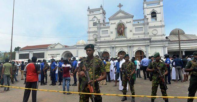 Hotels, Churches under attack in Srilanka, atleast 137 killed, dozens injured