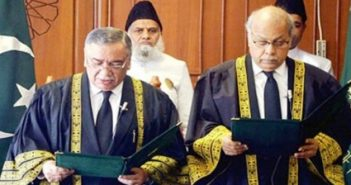 Justice Gulzar Ahmed will take oath as new CJP on 21st