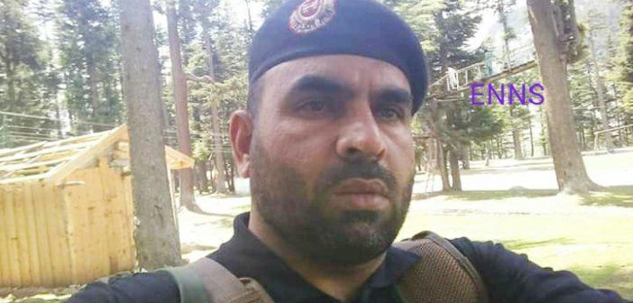 سوات کے صحافی شیرین زادہ کا پولیس گارڈ فائرنگ میں جانبحق، قاتل فرار